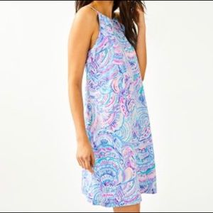 Lilly Pulitzer-Ruffle Swing Dress